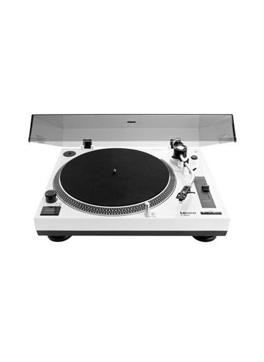 Lenco L-3808 Classic Phono Pikap Beyaz